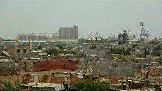 Jemen-Krieg: Kampf um die Hafenstadt Hudaida