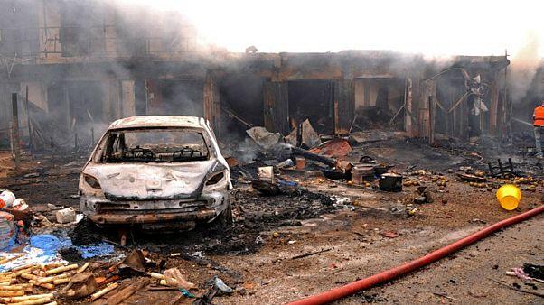 مقتل 31 شخصا في انفجارات في بورنو شمال شرق نيجيريا