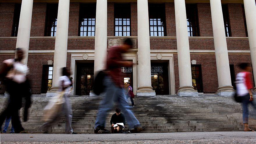 Harvard Üniversitesi'ne ırkçılık suçlaması: Asyalılara düşük puan