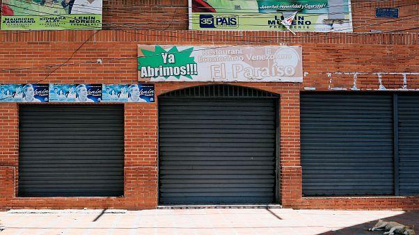 17 die in Caracas nightclub stampede