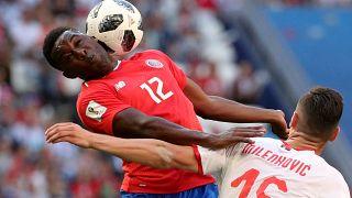Сербия - Коста-Рика - 1:0