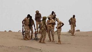 Ataques aéreos no aeroporto de Hodeida