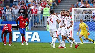 Mondiali: Gioiello di Kolarov, Costa Rica-Serbia 0-1
