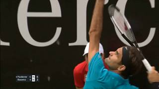 Fabulous Federer hits top form on comeback
