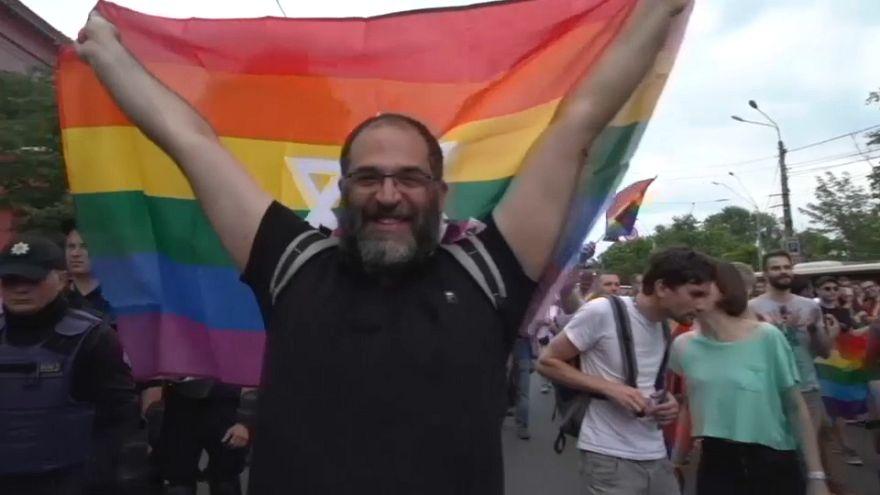 Ukraine : Gay Pride sous haute protection