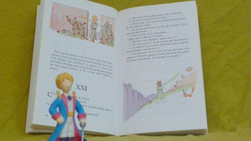 Küçük Prens'in yazarı Saint Exupery'nin mektubuna 1 milyon 320 bin TL