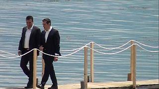 """Mogherini: """"Accordo storico tra Grecia e Macedonia"""""""