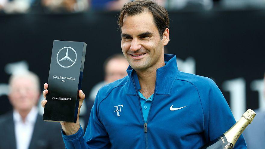 Federer, de novo número um