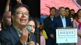 Колумбийцы выбирают президента