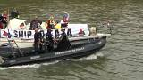 الشرطة الفرنسية تمنع قوارب قافلة الحرية من الرسو على ضفاف نهر السين