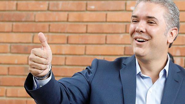 Ivan Duque élu président en Colombie