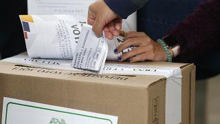 Colombia elige este domingo al sucesor de Juan Manuel Santos