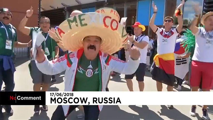 """Adeptos do Mundial dão exemplo de """"fair play"""""""