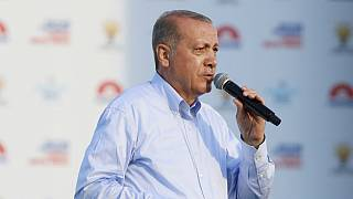 Cumhurbaşkanı Erdoğan'ın Yenikapı mitingine Çiller desteği
