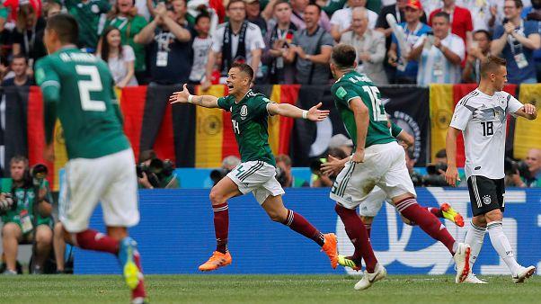 Μουντιάλ 2018: Πρεμιέρα με ήττα από το Μεξικό για τη Γερμανία