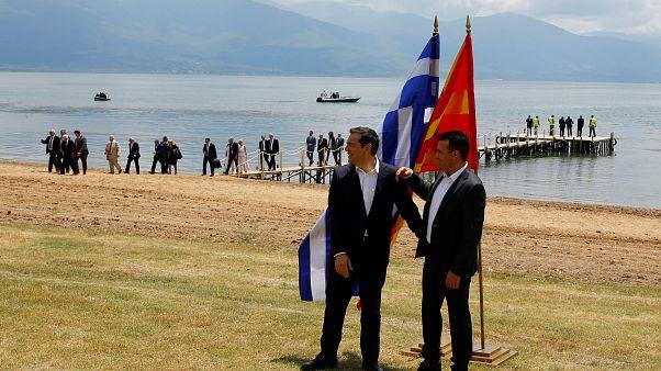 Mογκερίνι-Ντιμιτρόφ για τη συμφωνία