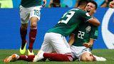 México é surpresa do Mundial e derrota campeã Alemanha por 1-0