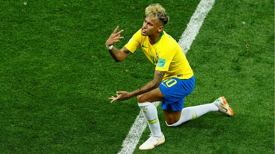 Brazil and Switzerland tie 1-1 in their World Cup 2018 debuts