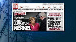 La crisi dei migranti spacca il governo tedesco