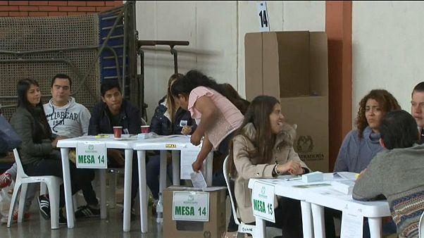 Colombia votes