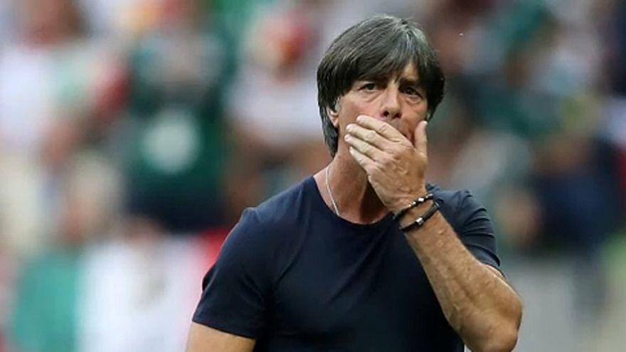 Németország vereséggel kezdett a focivébén