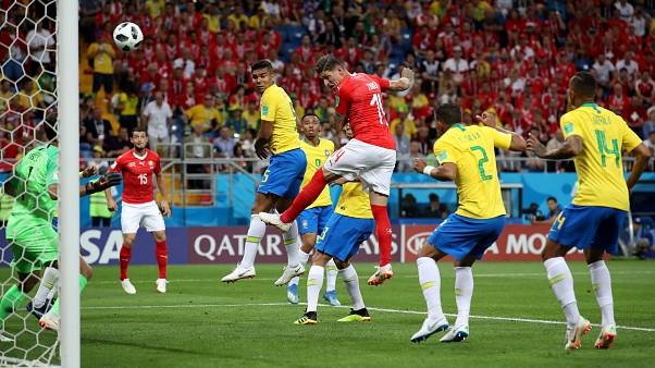 El Brasil de Neymar no puede con Suiza