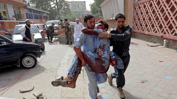 Αφγανιστάν: Πολύνεκρες επιθέσεις στο Τζαλαλαμπάντ