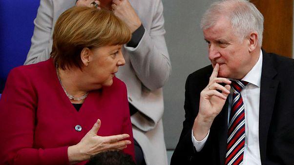 Koalíciós vita a határellenőrzésről