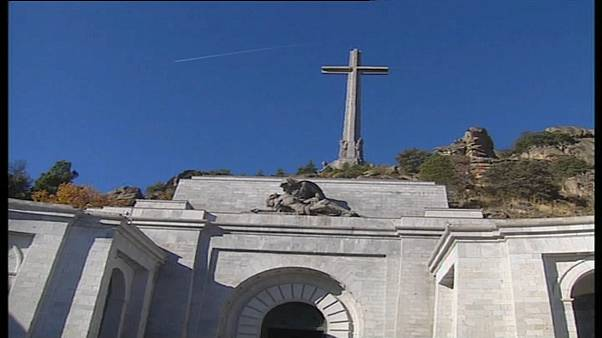 Los restos de Franco saldrán del Valle de los Caídos