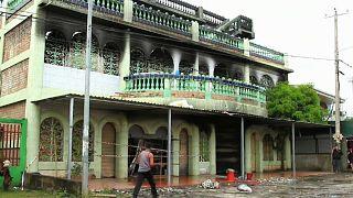 Новый виток насилия в Никарагуа