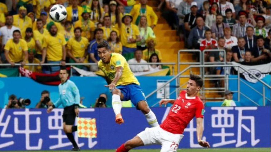 Mondiali: altra sorpresa, Brasile-Svizzera 1-1
