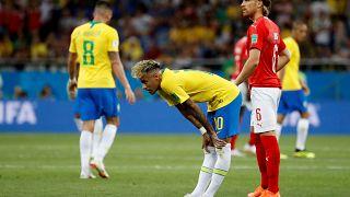 Μουντιάλ 2018: Στραβοπάτημα για την Βραζιλία με την Ελβετία