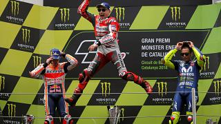 Lorenzo suma su segundo triunfo y confirma su sintonía con la Ducati