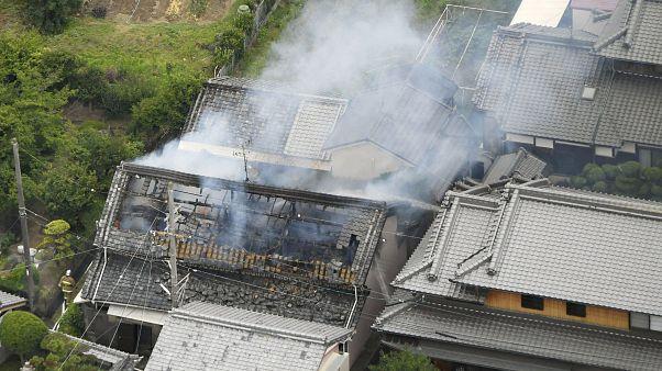 Mindestens 3 Tote durch Erdbeben in Provinz Osaka