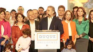 La Colombia resta a destra col nuovo presidente Duque