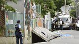 Ιαπωνία: Ισχυρός σεισμός στην Οσάκα – Φόβοι για «πολλούς» νεκρούς