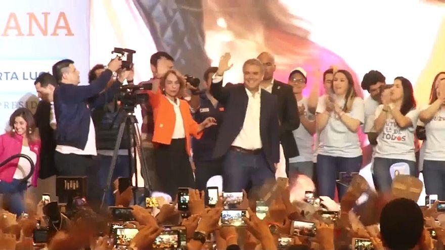 Итоги президентских выборов в Колумбии