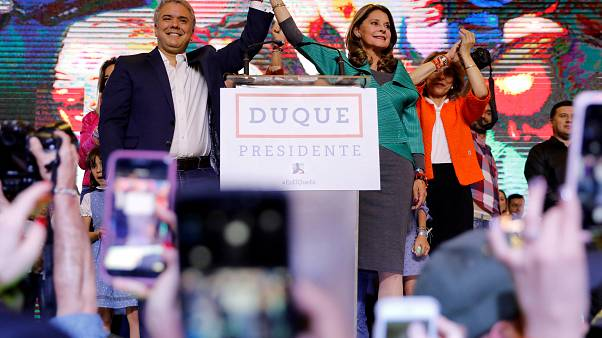 Vitória de Duque nas presidenciais pode comprometer acordo com FARC