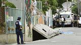 زلزله شش ریشتری دومین شهر بزرگ ژاپن را لرزاند