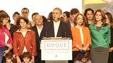 Kolumbia: jobboldali elnök lesz