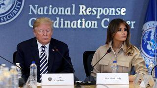 Melania, Donald Trump'ın 'sıfır hoşgörü' politikasını eleştirdi