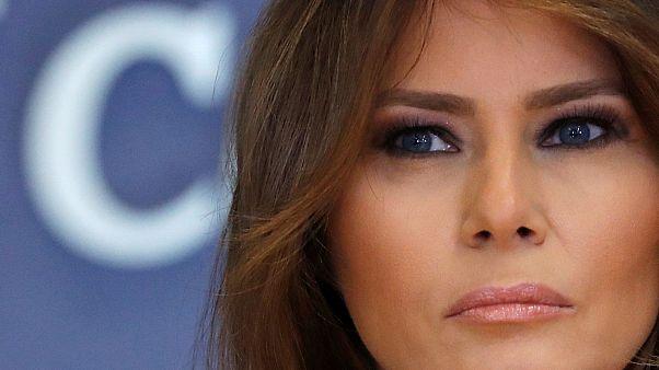 Zasca de Melania Trump contra la separación de familias sin papeles
