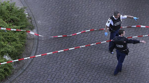 File photo of police in Netherlands