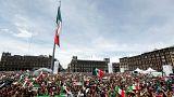 Coupe du monde : la ferveur des Mexicains a fait trembler la terre