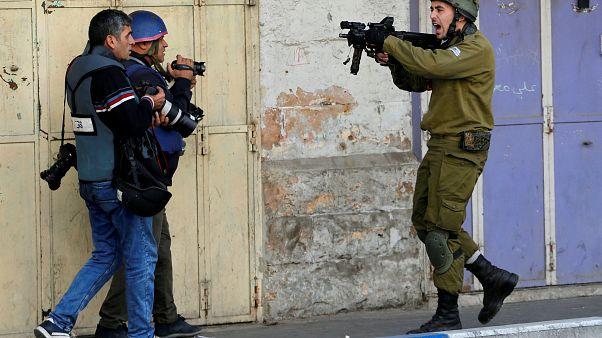 Israël : une loi pour interdire de filmer les soldats