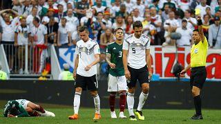 Η Γερμανία την πάτησε όπως άλλες έξι πρωταθλήτριες του κόσμου
