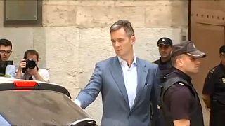 Már börtönben a spanyol király sógora