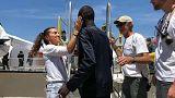 Migrantes poderão permanecer 45 dias em Espanha