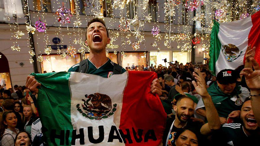 Sieg gegen Deutschland: Jubelnde Mexikaner lösen Erdbeben aus