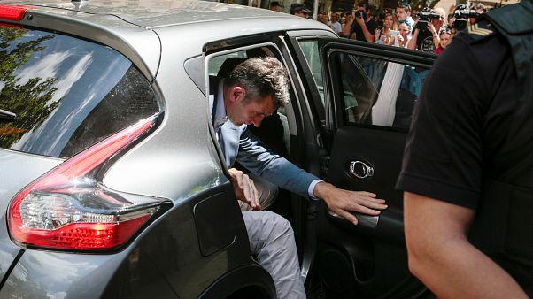 زوج شقيقة ملك اسبانيا يسلم نفسه للسلطات لتنفيذ عقوبة السجن 5 سنوات